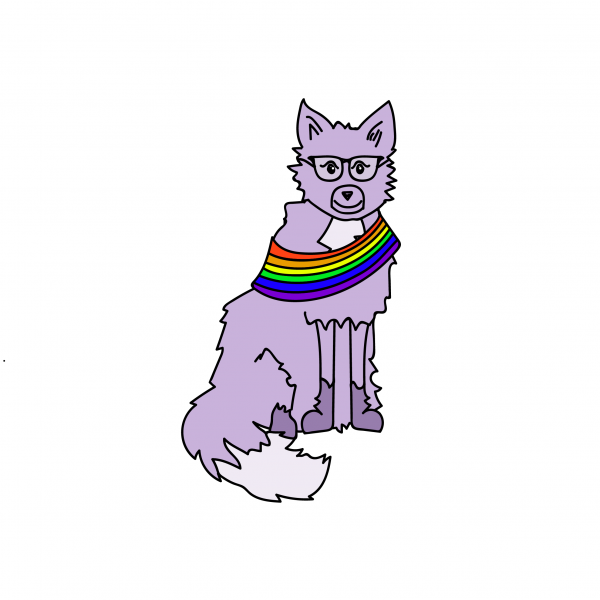Sharpy Sitting Pride Sash-01